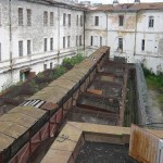 Patarei, an ex-soviet prison in complete derelict state and open to the public.