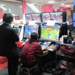 An online arcade game