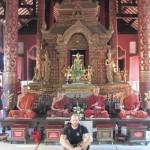 I'm a monk!