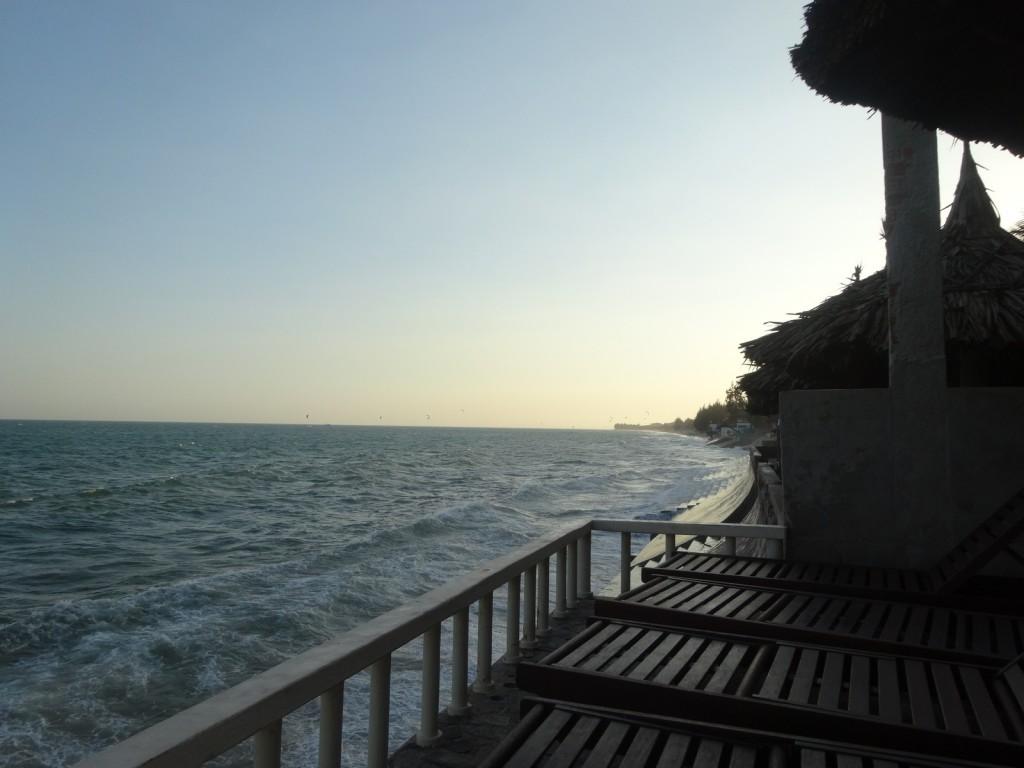 La côte de Mui Ne