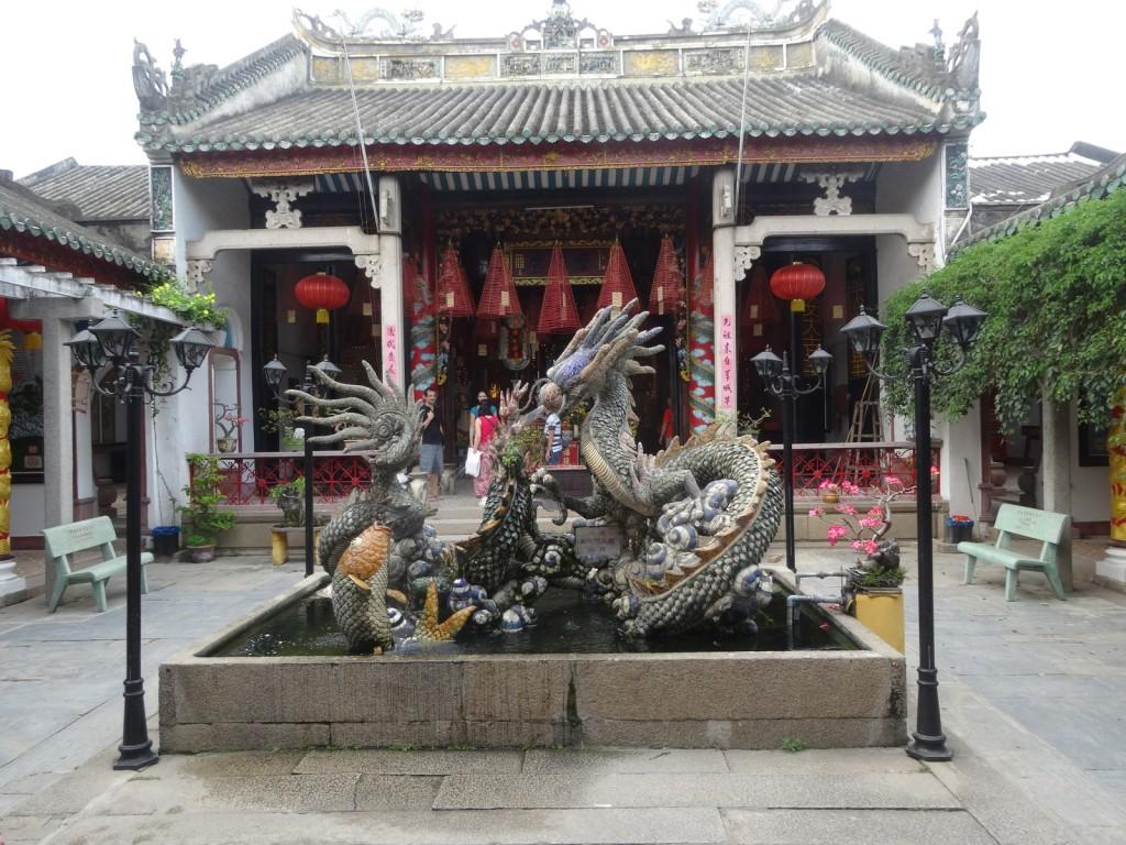 Un autre temple...