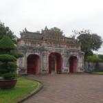 Une porte dans la citadelle