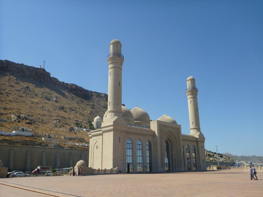 The Bibi Heyat mosque