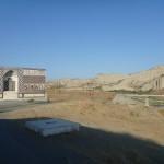 Entering the Sheki region