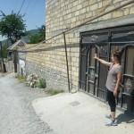 In Sheki's old town