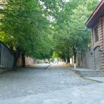 Sheki's old town again
