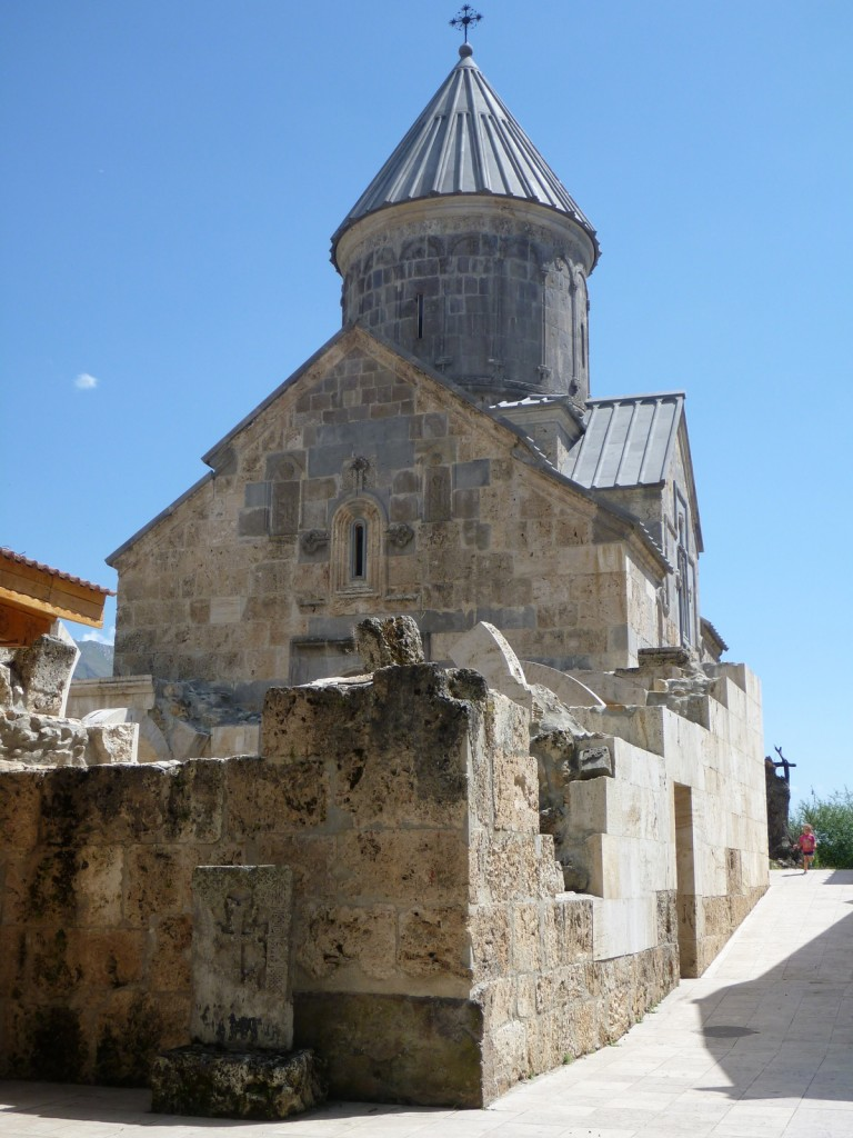 The Haghartsin monastery