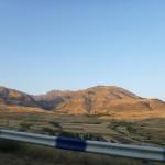Scenery in Armenia