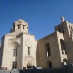Yerevan's cathedral