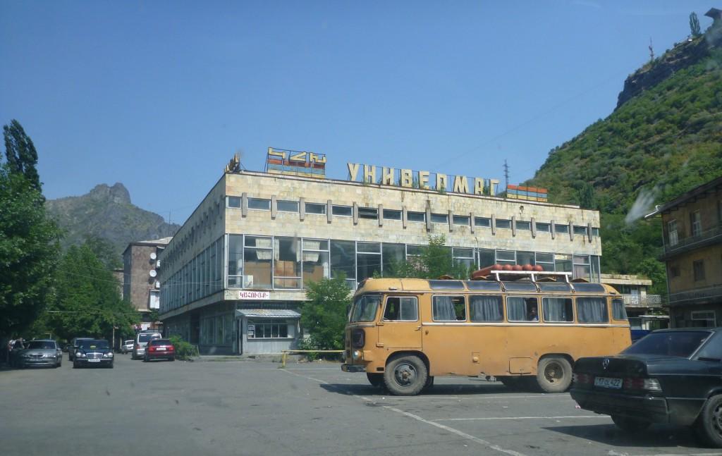 The good old days of Soviet Armenia...