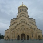 Tbilisi Sameba cathedral