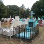 Chalchuapa's cemetery