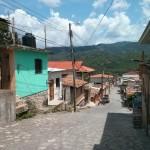 Copan Ruinas street