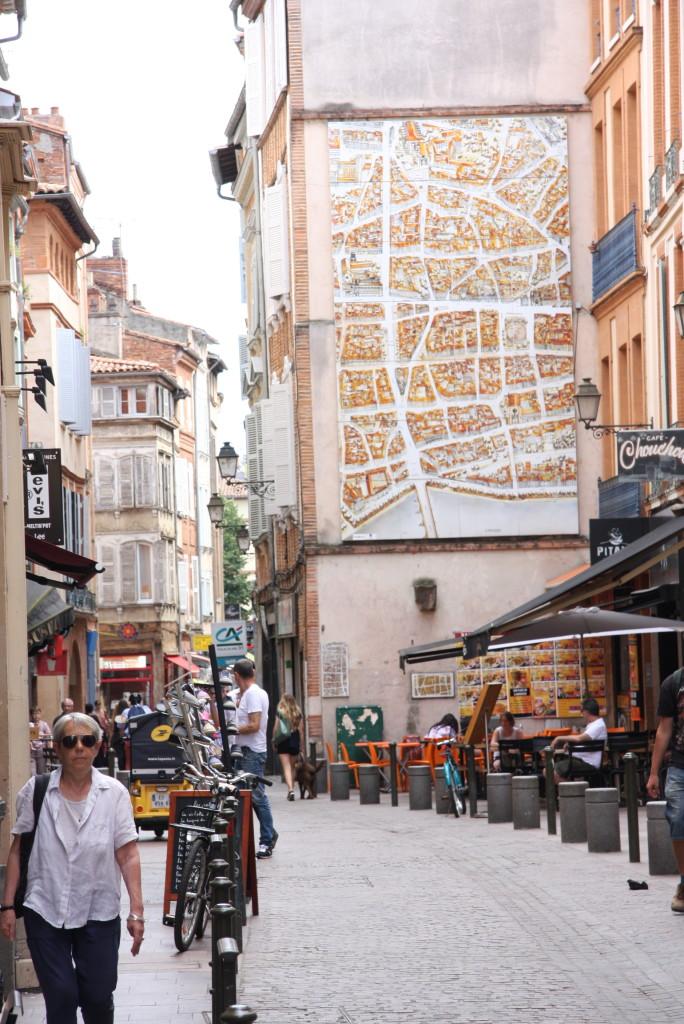 Toulouse près des Carmes