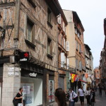 La vielle ville de Toulouse