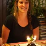 Bon anniversaire Audrey!