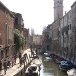 Canal secondaire à Venise