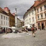 Ljubjana, centre-ville