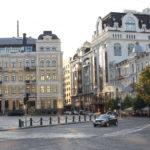 Centre-ville de Kiev