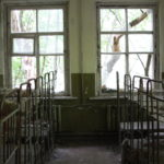École à abandonnée