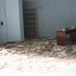 Scène d'abandon dans Pripyat