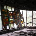 Café abandonné à Pripyat