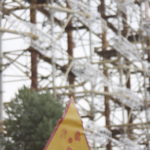 Signe de radioactivité près du radar Duga