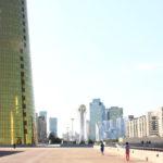 Vue d'Astana