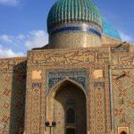Mausolée de Turkestan