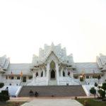 Le temple de la Thaïlande, Lumbini, Népal