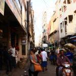 Quartier de Georgetown, Chennai, Inde