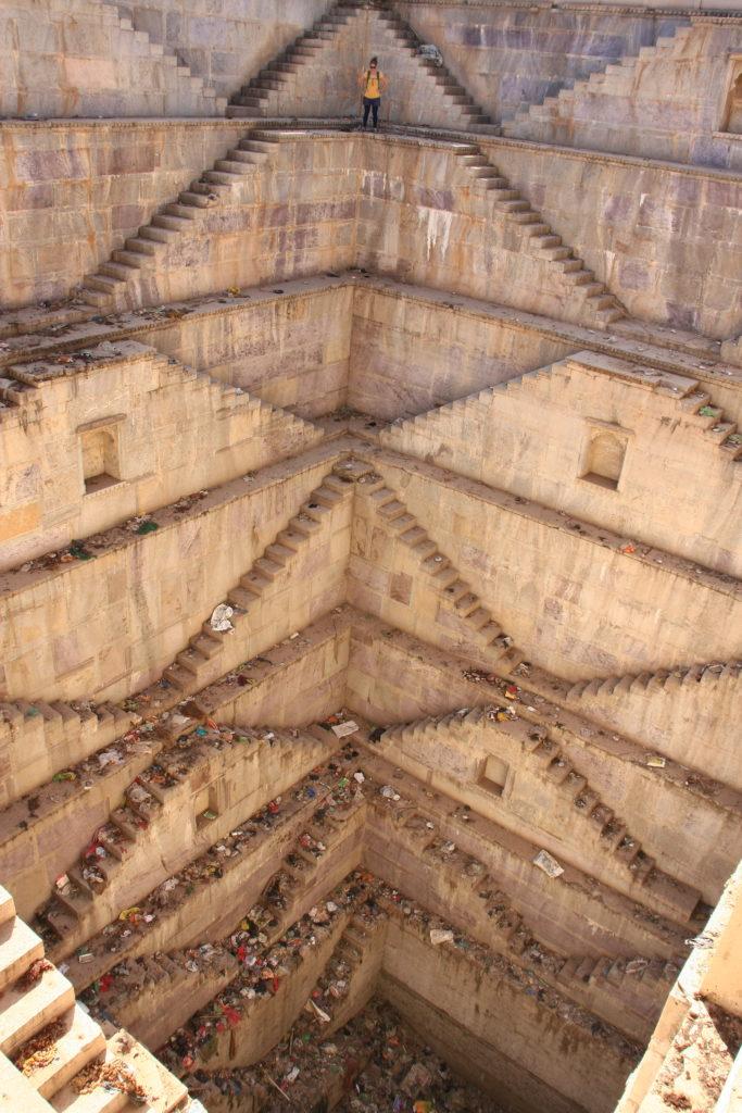 Nagar Sagar Kund, Bundi, Rajasthan, Inde