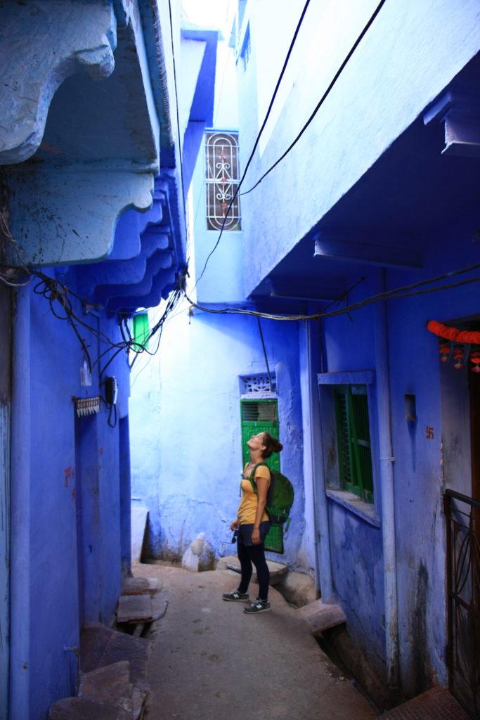 Vielle ville de Bundi, Rajasthan, Inde