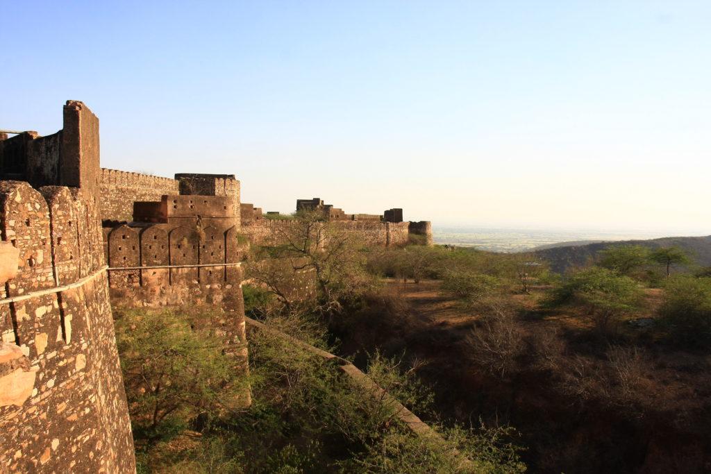 Fort de Taragarh, Bundi, Rajasthan, Inde