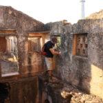 Dans le fort de Taragarh, Bundi, Rajasthan, Inde