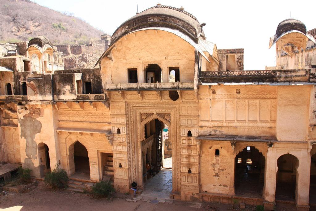 Palais de Bundi, Rajasthan, Inde