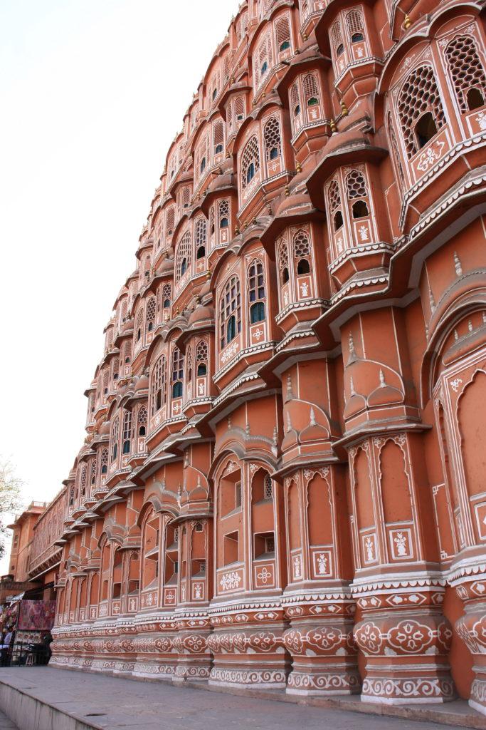 Bâtiment à Jaipur, Rajasthan, Inde
