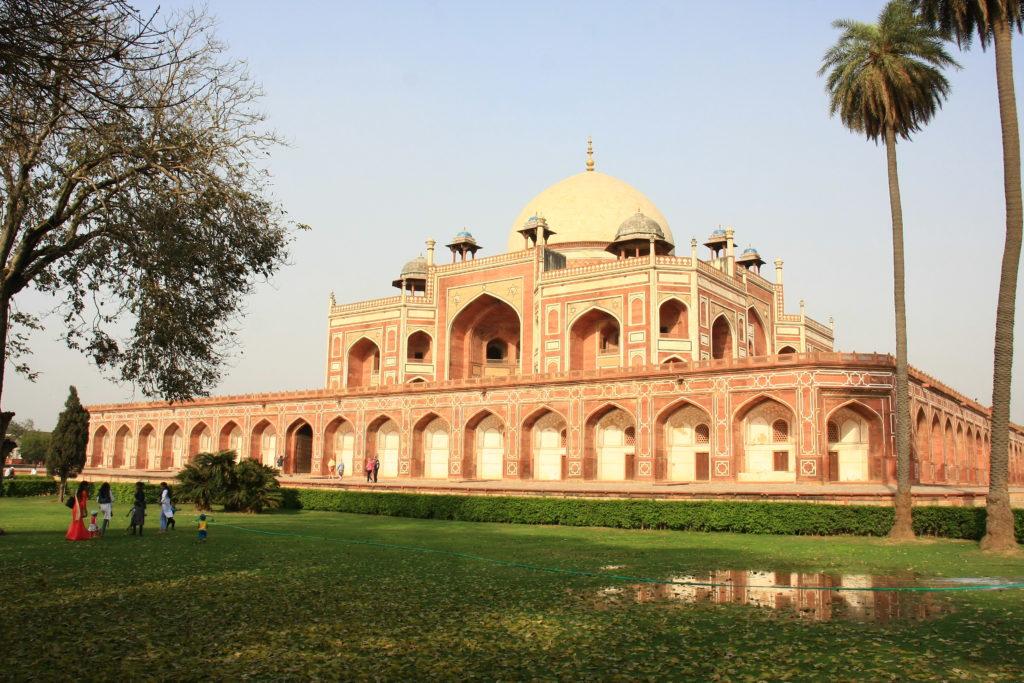 Tombe d'Humayun, New Delhi, Inde