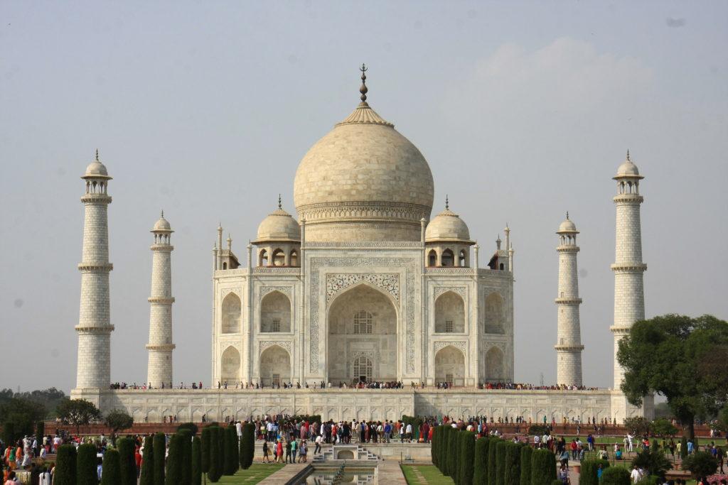 Le Taj Mahal, Agra, Inde