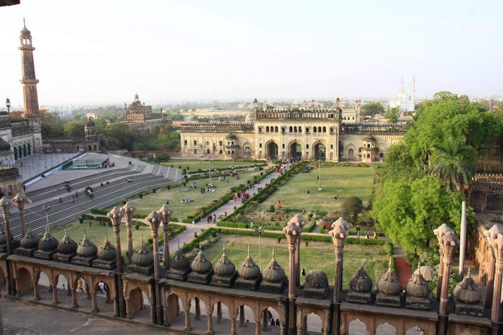 Bara Imambara, Lucknow, Inde