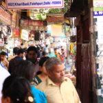 Rue de Delhi, Inde