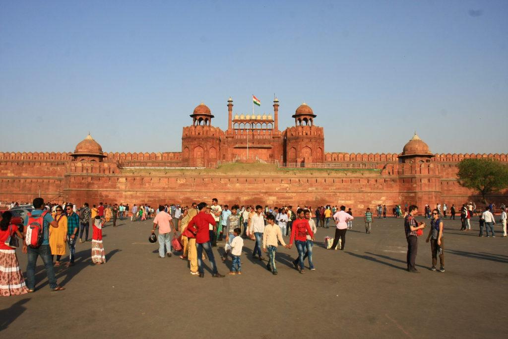 Fort Rouge, Delhi, Inde