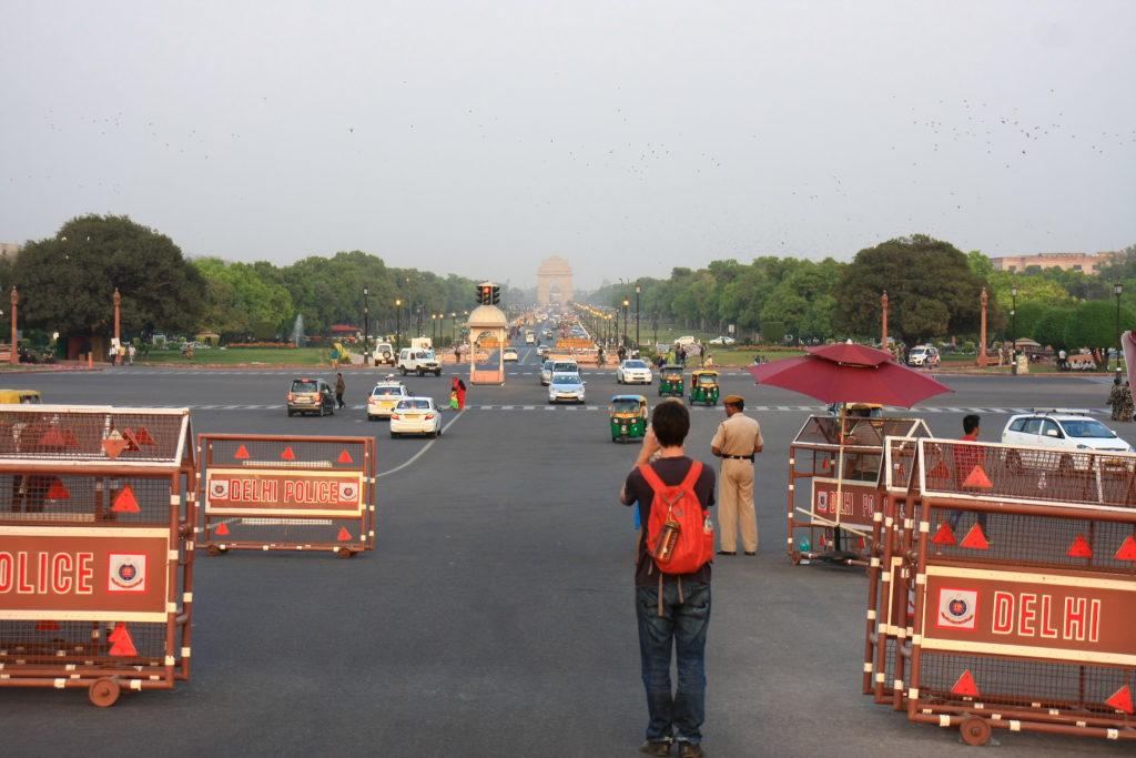 Rajpah, Delhi, Inde