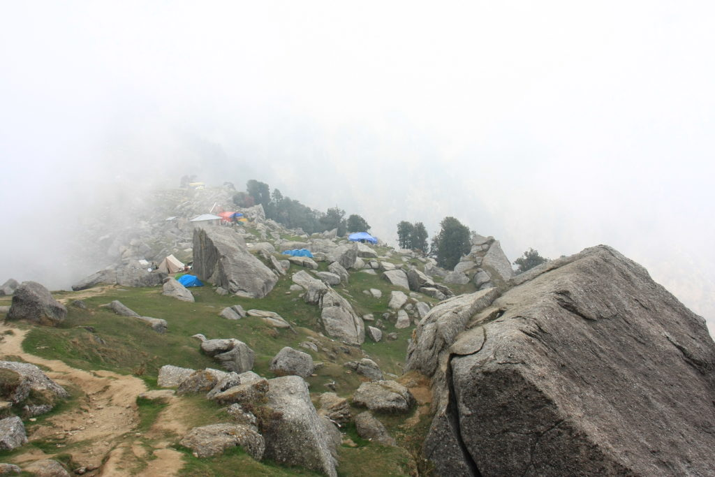 Triund, McLeod Ganj, Himachal Pradesh, Inde