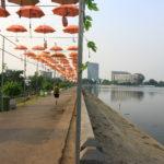 Lac Inya, Rangoun, Myanmar