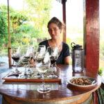 Dégustation de vins, Lac Inle, Myanmar