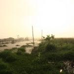 Pluie, Lac Inle, Myanmar