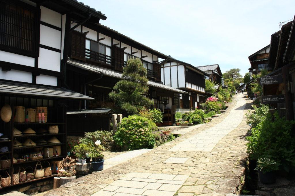 Magome-juku, Japon