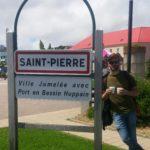 Signe de la ville de Saint-Pierre