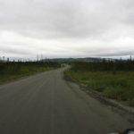 Route 389 vers Fermont